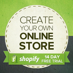 Shopify - create your own free store with Shopify